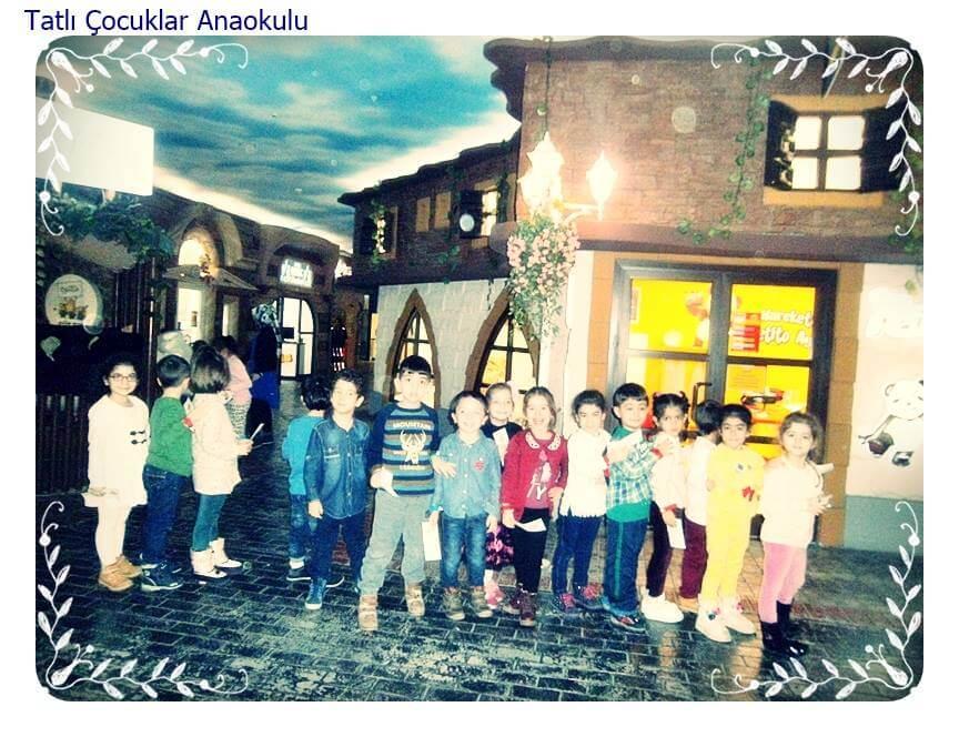 Anaokulu gezileri küçükçekmece tatlı çocuklar sefaköy cennet halkalı