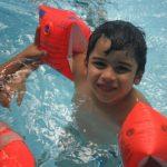 Yüzme Yaz Okulu Küçükçekmece Sefaköy Cennet Tepeüstü Mahallesi Tatlı Çocuklar Anaokulu Kreş Yuva