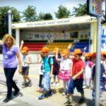 Yaz Okulu Trafik Eğitimi Küçükçekmece Sefaköy Cennet Tepeüstü Mahallesi Tatlı Çocuklar Anaokulu Kreş Yuva