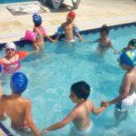 Yaz Okulu Yüzme Etkinlik Küçükçekmece Sefaköy Cennet Tepeüstü Mahallesi Tatlı Çocuklar Anaokulu Kreş Yuva