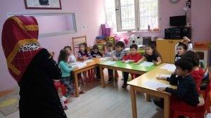 istanbul küçükçekmece tatlı çocuklar anaokulu kreş aktiviteler